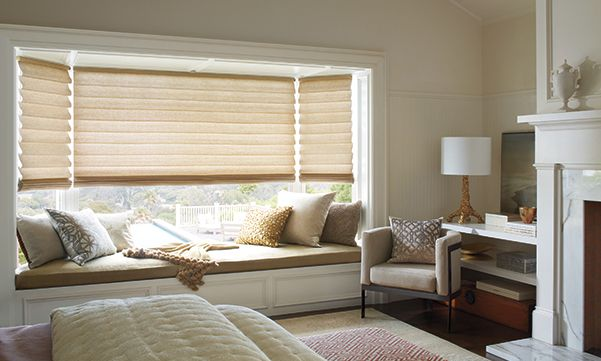 The Best Window Treatments for Bay Windo