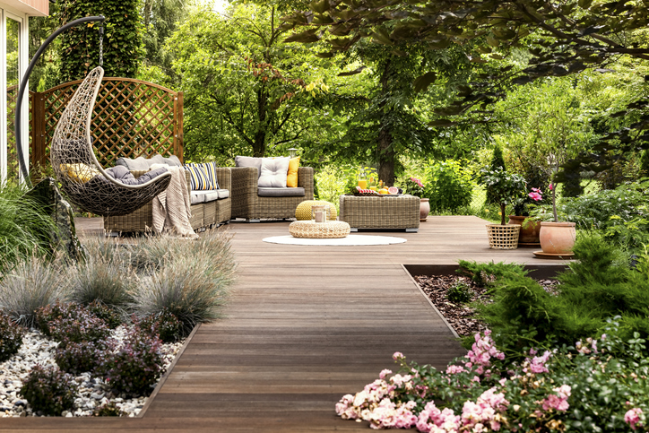 Absolutely Beautiful Backyards You Need to See - Friel Lumber Compa