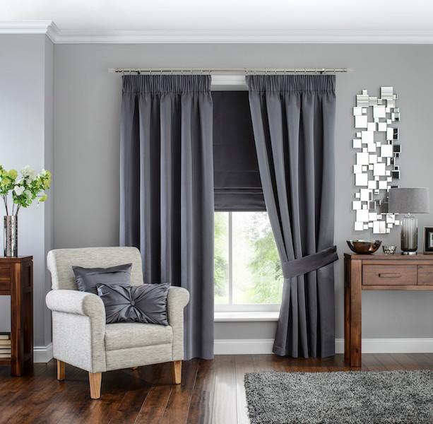 Blissful Bedroom Window Treatment Ideas-Curtains/Draperies .