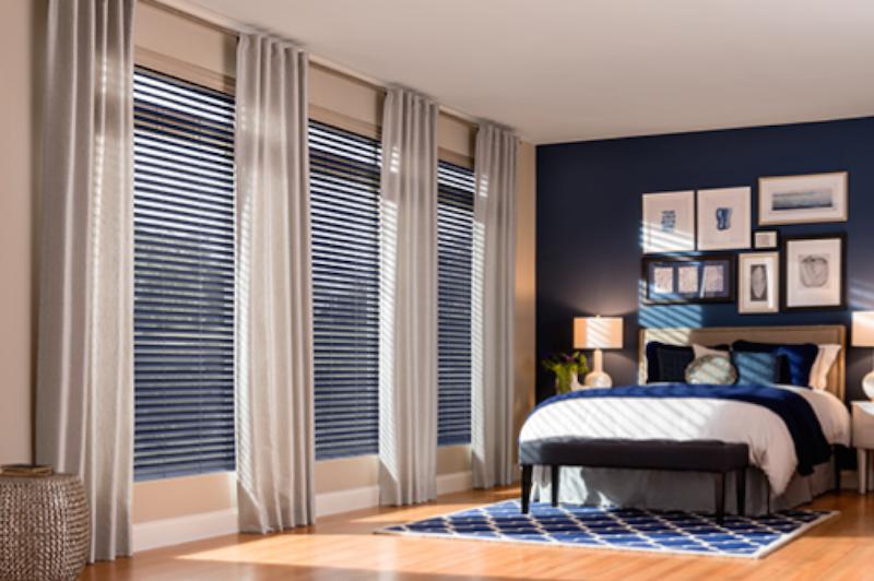 Bedroom Window Treatments in Michiana | Quality Window Treatmen