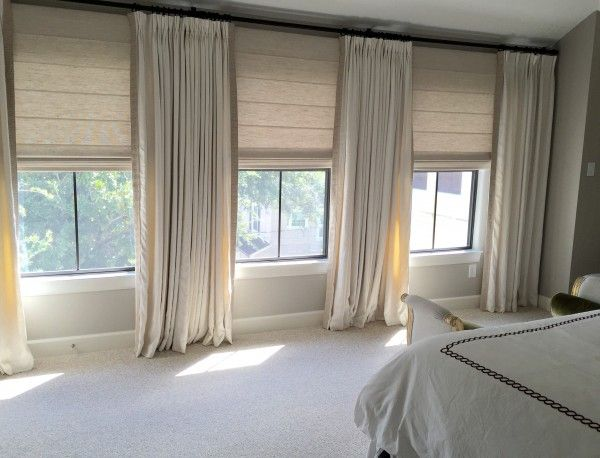 Our New House: Window Treatments | Window treatments living room .