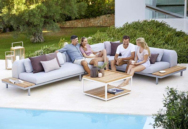 Selecting The Best Outdoor Furniture – Clap Dec