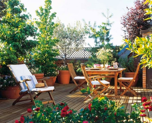 11 Most Essential Rooftop Garden Design Ideas and Tips | Terrace .