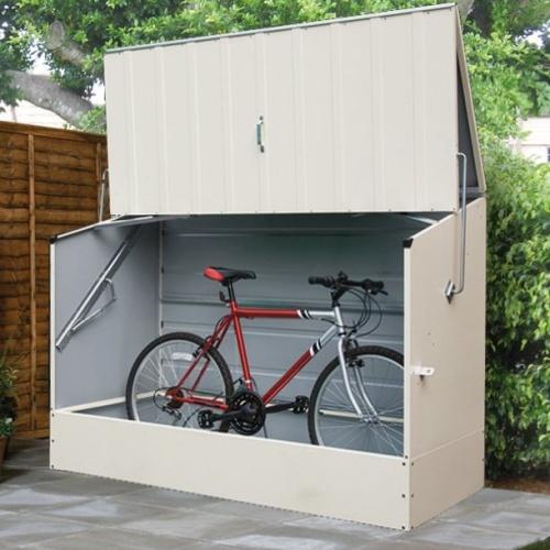 Bosmere Trimetals A305 Bicycle Storage Un