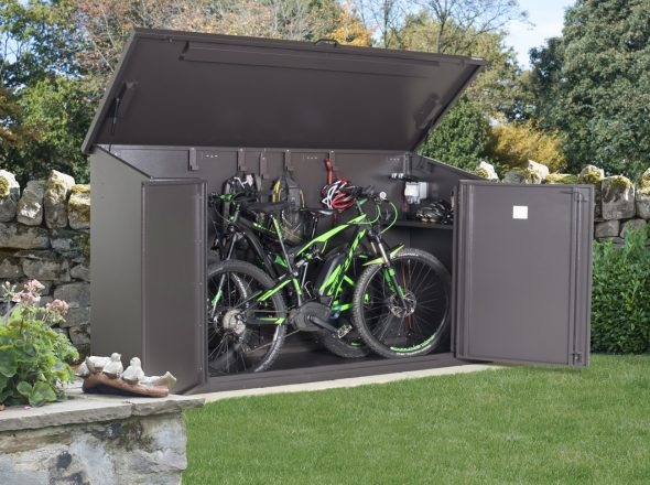 Bike Storage: Sheds or Racks and Stands? | Compare Facto