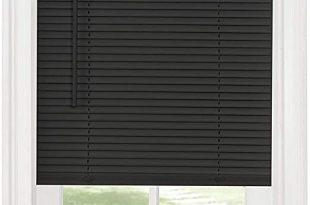 "Amazon.com: Achim Set of 2 Cordless Mini Blinds, 35"" Wide x 64 ."