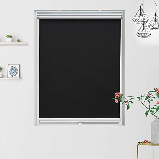 Amazon.com: Grandekor Blackout Shades Blackout Blinds Cordless .