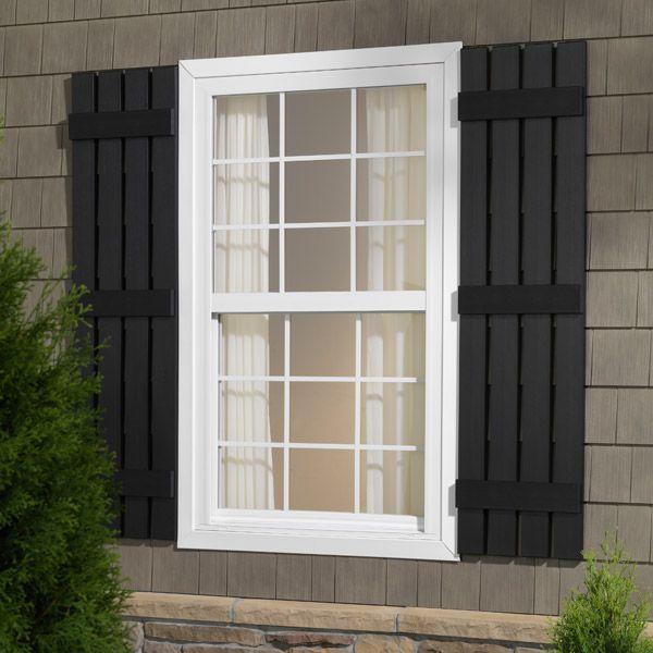 Shutters   Shutters exterior, House shutters, Wood shutters exteri