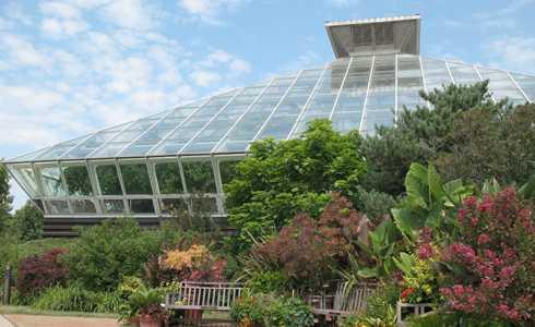 Olbrich Botanical Gardens - Madison Wiscons
