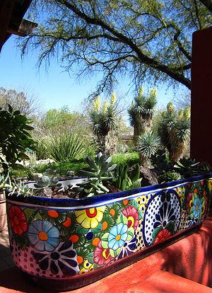 Tucson Botanical Gardens - Wikiped