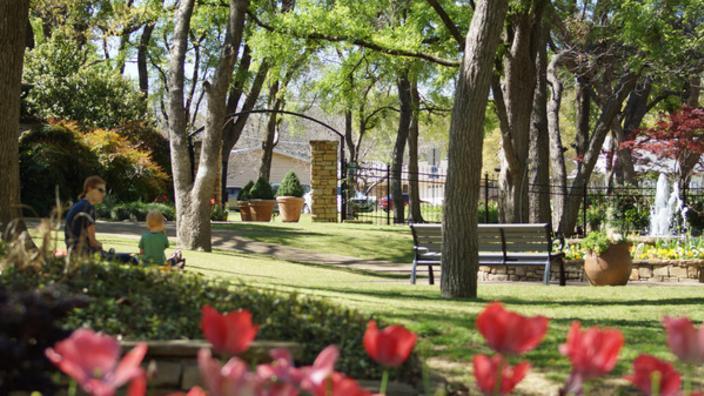 Grapevine Botanical Gardens at Heritage Pa