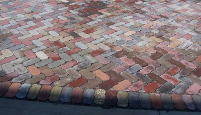 Clay Brick Pavers: Old Savannah Charm for Your Home — American .