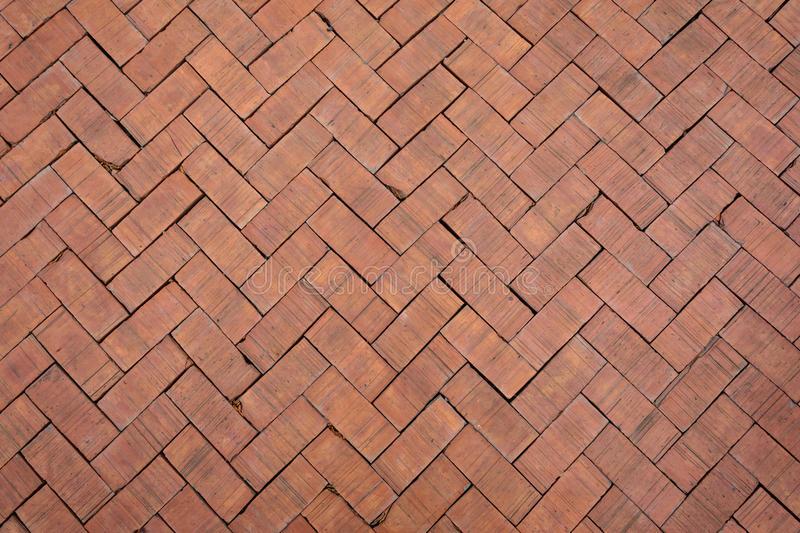 Red brick paving stones stock photo. Image of exterior - 457524