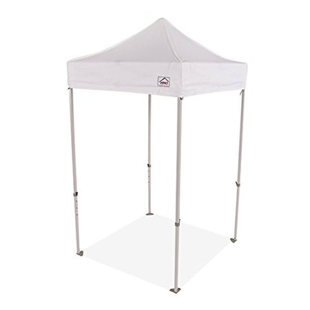 Impact Canopy 5x5 Pop Up Canopy Tent, Lightweight Powder .