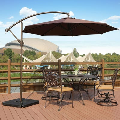 Buy Cantilever-Offset Patio Umbrellas Online at Overstock | Our .