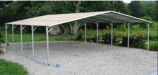 Wildcat Barns' Car Ports, RENT TO OWN, Metal Carports, Pole Car Por