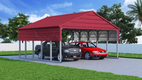 Metal Carports| Steel Carports| Car port Kits| Carport Buildin