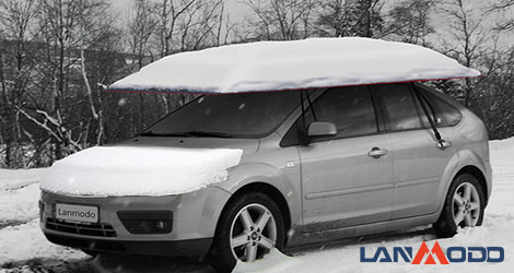 How to Choose a Suitable Winter Car Shelter? | Lanmo