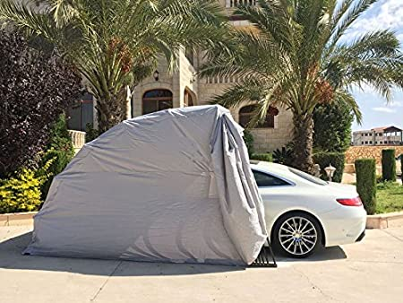 Amazon.com: ikuby Super Sturdy Carport - Car Shelter - Heavy Duty .