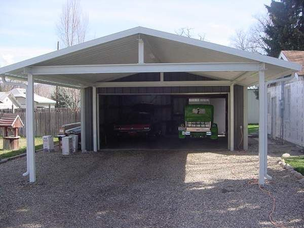 Solid Patio Covers - Covered Carports @ Patio Covers Unlimited .