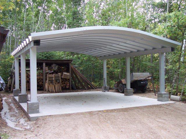 Metal Carport Kits & Steel Shelters | Metal carport kits, Carport .