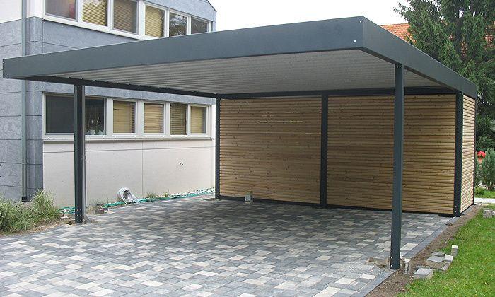 Custom-Designed -carport | Carport designs, Modern carport .