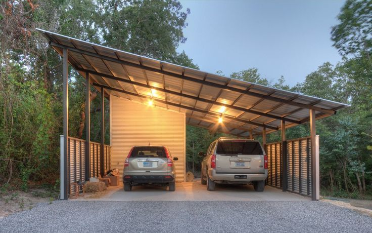 Attached Carport to House: See 5 Top Designs up to 6 Tips to Build .