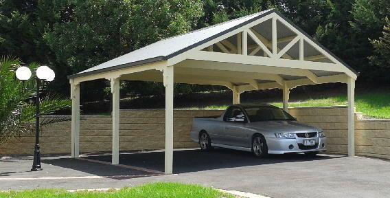 carport kits | Timber Carpor