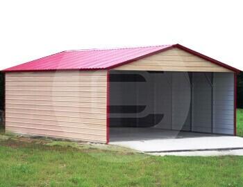 Metal Carports - 100+ Carport Styles, Steel Carport Kits .