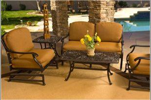 5 Reasons to Choose Cast Aluminum Outdoor Furniture - Palm Casu