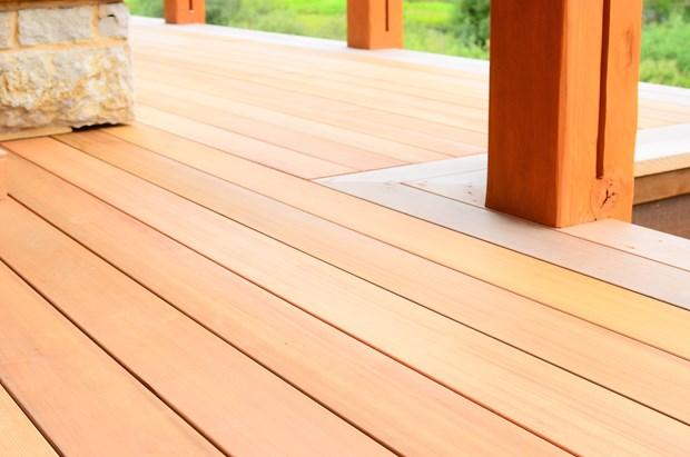 Cedar Decking Costs & Benefits | Decking Installati