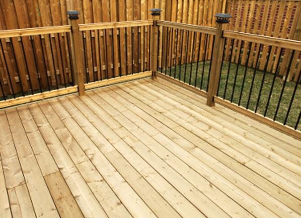Cedar Decking | Cedar Supp