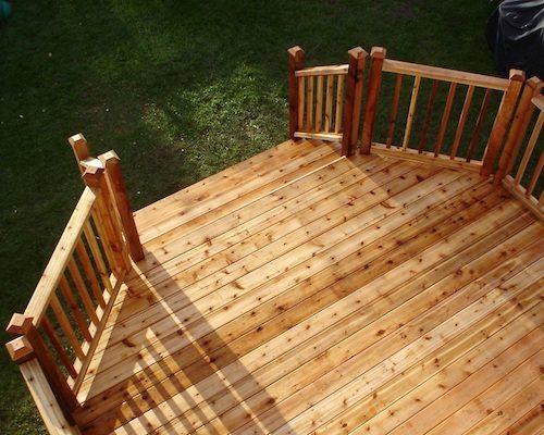 Cedar Decking - Beautiful, Durable, Denver Cedar Decks | RM