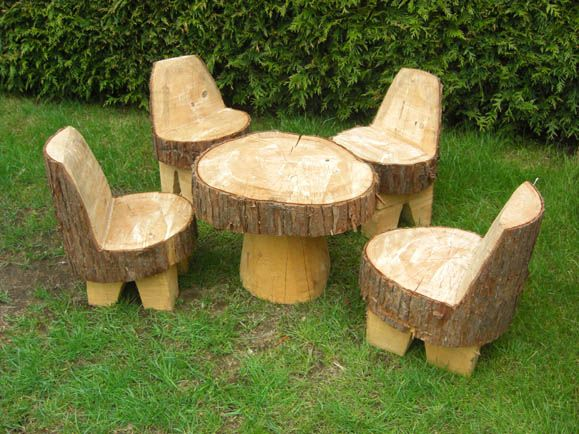 How To Choose And Look After Your Wooden Garden Furniture .