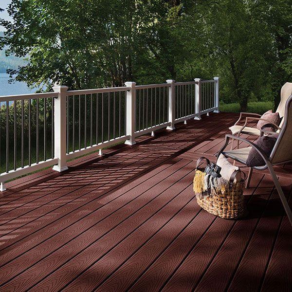 Trex Select Composite Decking Boards - DecksDire
