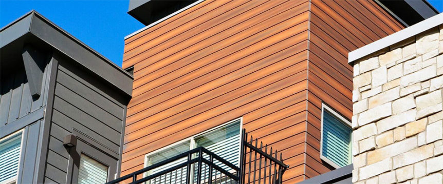 Benefits of Using Composite Decking as Cladding - McCray Lumb