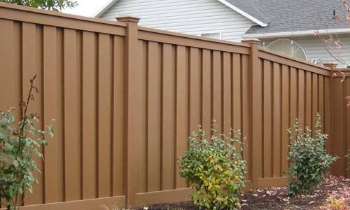 Composite Fences Minneapolis St Paul