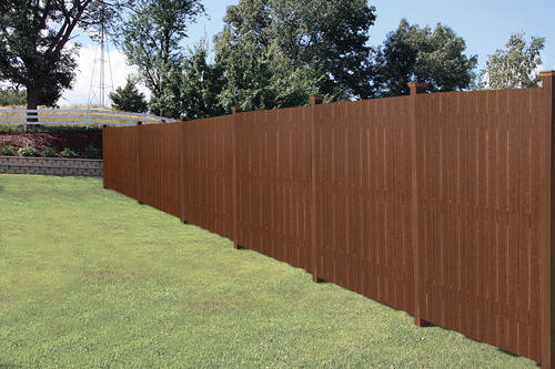 6' x 6' Composite Privacy Fence Panel Material List at Menards