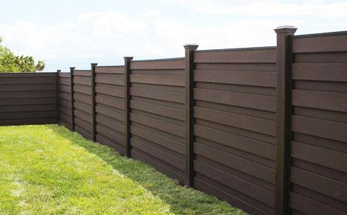 Composite Fencing Los Angeles, CA   Trex Fence Installation .