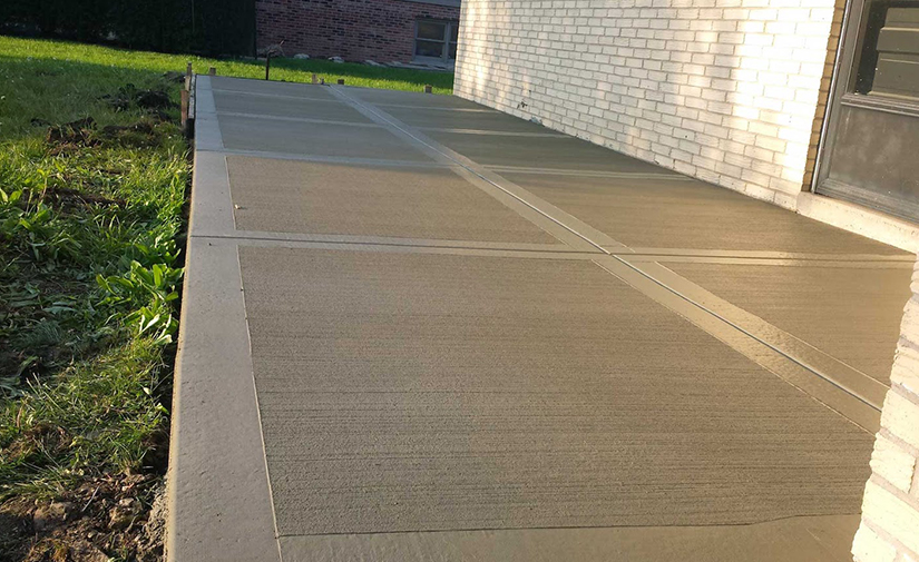 Concrete patio, patio ideas, patio cost, chattanoo
