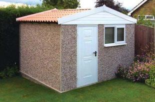 Concrete Garden Sheds For Sa