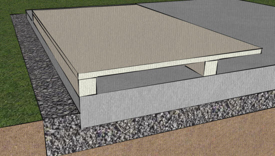 Is a Concrete Shed Base what you nee
