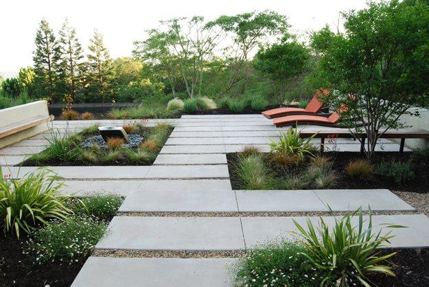 Designing a Contemporary Garden with Warmth | Garden Desi