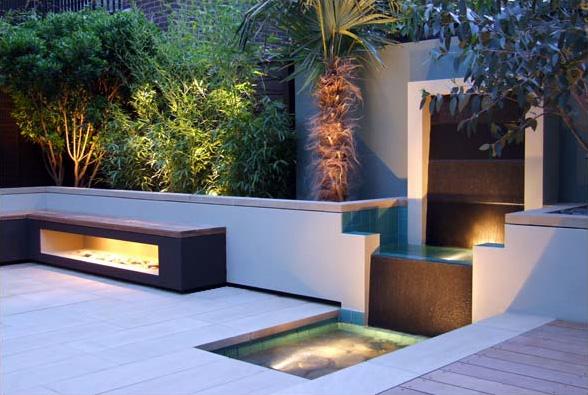 Contemporary Garden Design by Amir Schlezinger, London - beautiful .