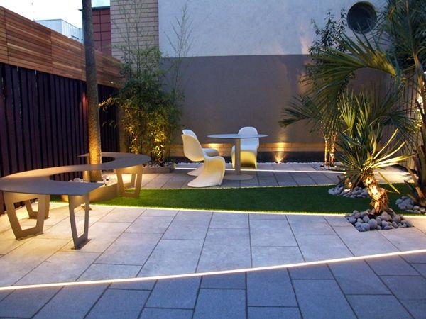 Stunning Contemporary Garden Design! - Lan