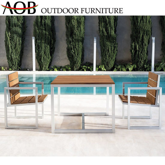 China Contemporary Outdoor Garden Furniture Aluminium Villa .