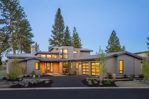 Modern Contemporary House Plans, Floor Plans & Designs - Hou .