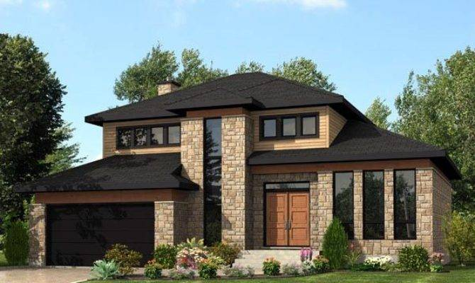 Cozy Contemporary Home Plans Civil Contractors - House Plans | #987