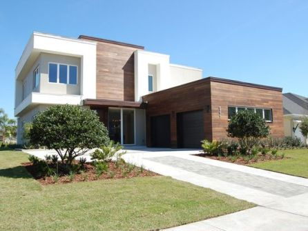 Brand New Contemporary Homes at Laureate Park Orlando Flori