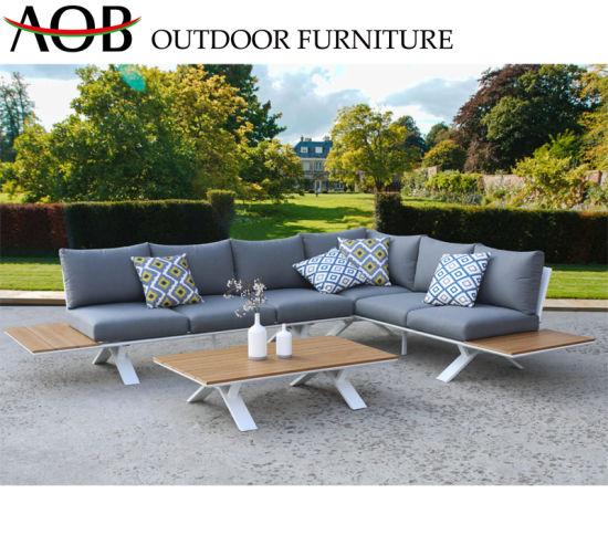 China Agreta Contemporary Outdoor Garden Furniture Powder Coated .